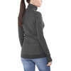 Icebreaker Affinity Thermo sweater Dames zwart